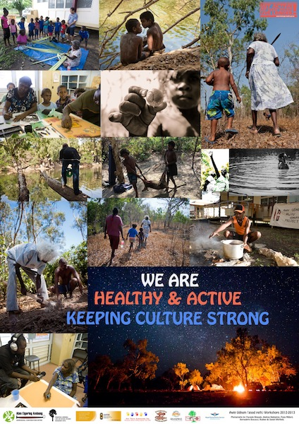 We are Healthy & Active – Keeping Culture Strong